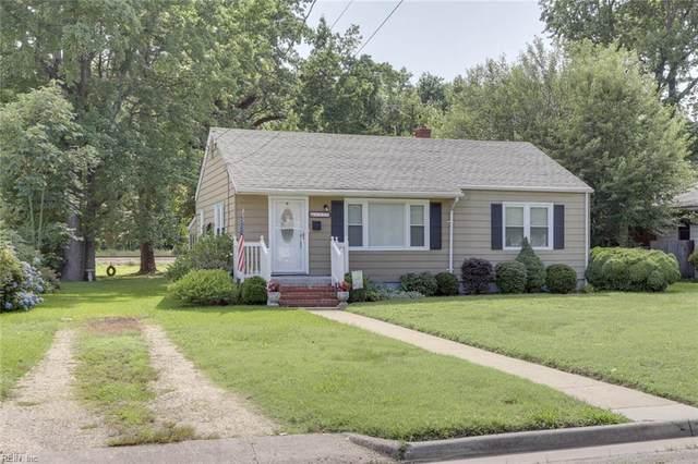 1221 Tyler Ave, Newport News, VA 23601 (#10384282) :: Judy Reed Realty