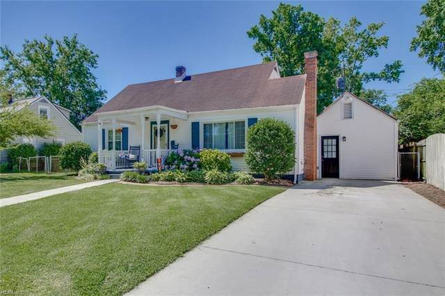 509 Burleigh Ave, Norfolk, VA 23505 (#10384290) :: Berkshire Hathaway HomeServices Towne Realty