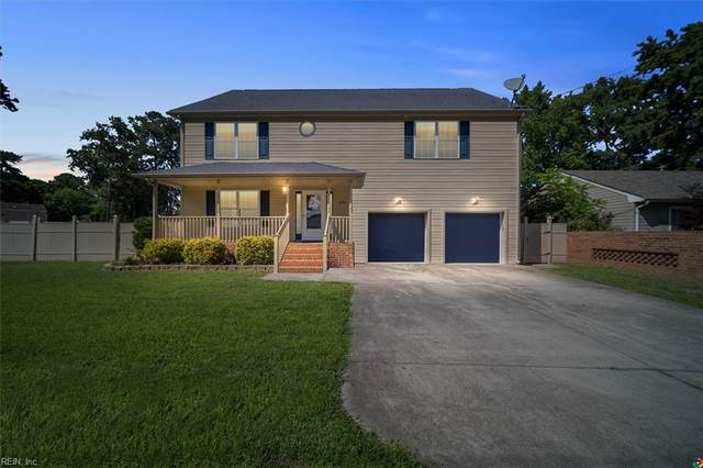 2552 Bruce St, Norfolk, VA 23513 (#10384305) :: Atkinson Realty