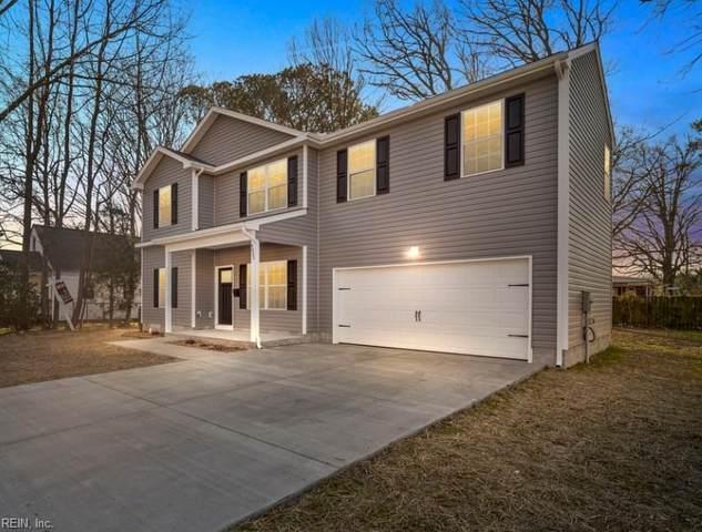 815 Wakefield Ave, Norfolk, VA 23502 (#10384306) :: Atkinson Realty