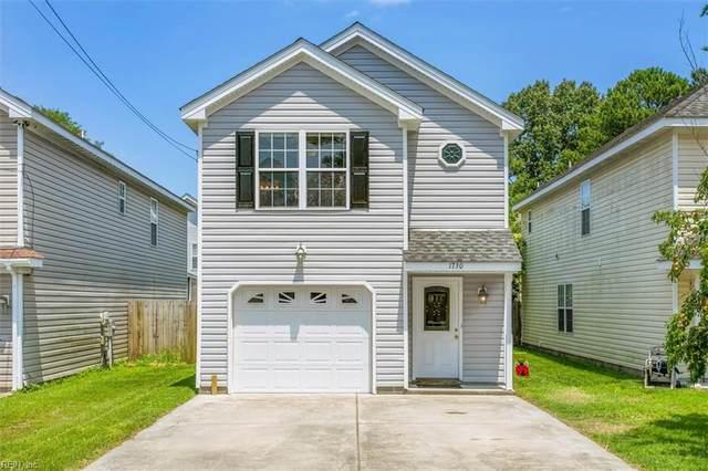 1730 Weber Ave, Chesapeake, VA 23320 (#10384311) :: Atkinson Realty