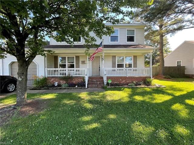3128 Holly Ridge Dr, Chesapeake, VA 23323 (#10384320) :: Crescas Real Estate