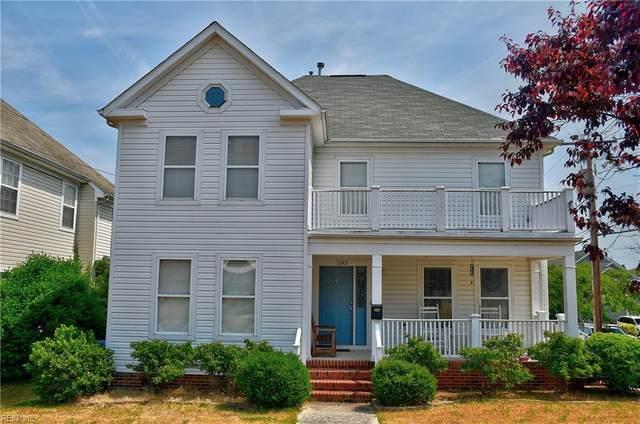 1242 Hillside Ave, Norfolk, VA 23503 (#10384328) :: RE/MAX Central Realty