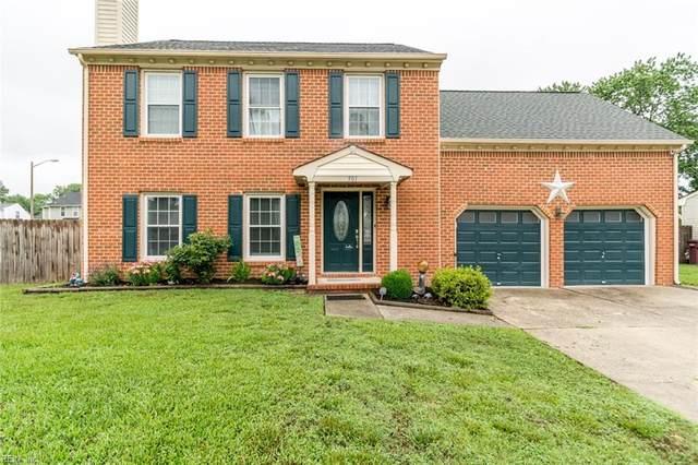 501 Cassway Arch, Chesapeake, VA 23323 (#10384329) :: Berkshire Hathaway HomeServices Towne Realty
