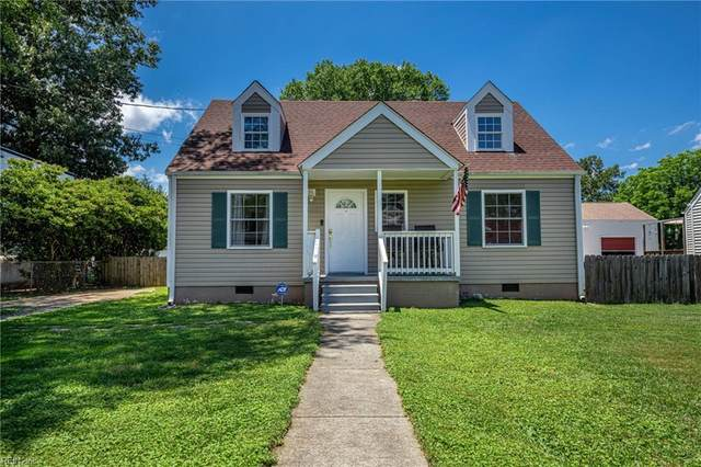 1038 Martin Ave, Portsmouth, VA 23701 (#10384336) :: Berkshire Hathaway HomeServices Towne Realty