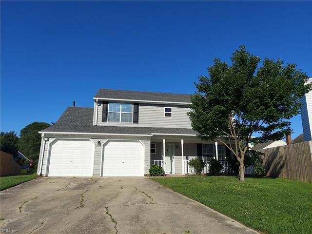 1708 Blue Lagoon Ct, Virginia Beach, VA 23456 (MLS #10384345) :: AtCoastal Realty