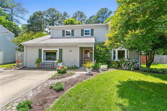 337 Bromsgrove Dr, Hampton, VA 23666 (#10384370) :: The Kris Weaver Real Estate Team