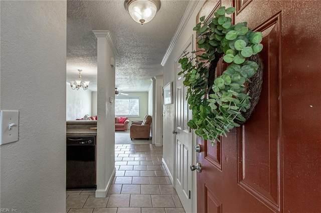 1203 Jamestown Rd J4, Williamsburg, VA 23185 (#10384372) :: The Kris Weaver Real Estate Team