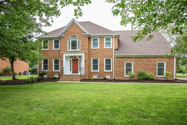 117 Chinquapin Orch, York County, VA 23693 (#10384373) :: The Bell Tower Real Estate Team