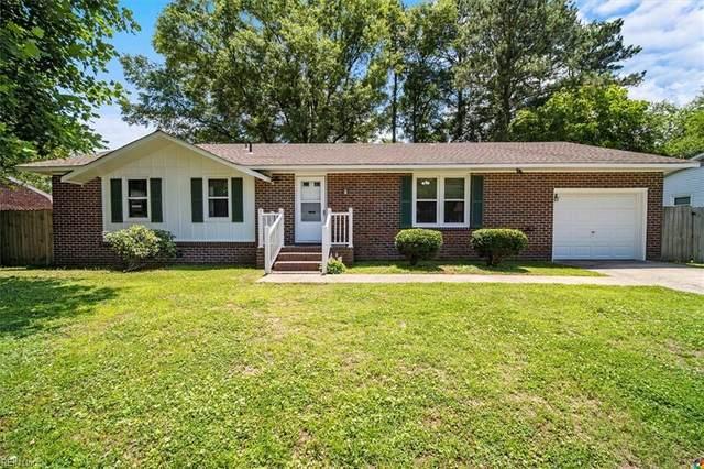 811 Gene Cres, Chesapeake, VA 23320 (#10384385) :: Berkshire Hathaway HomeServices Towne Realty