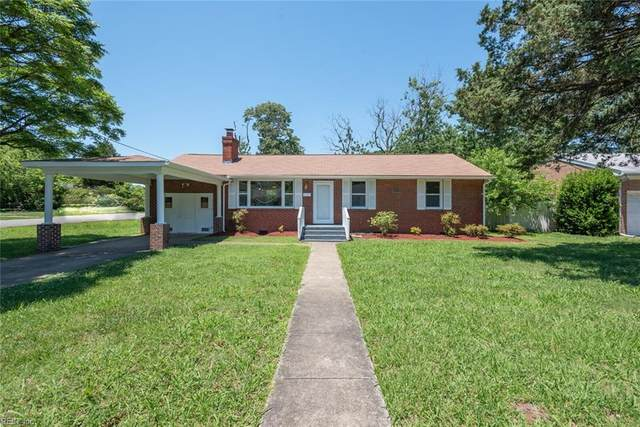 23 Westminister Dr, Hampton, VA 23666 (#10384395) :: Berkshire Hathaway HomeServices Towne Realty