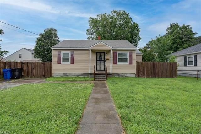 3102 Woodrow St, Portsmouth, VA 23707 (#10384405) :: Berkshire Hathaway HomeServices Towne Realty