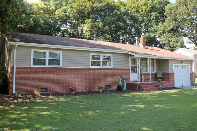 40 Robinson Dr, Newport News, VA 23601 (#10384416) :: The Bell Tower Real Estate Team
