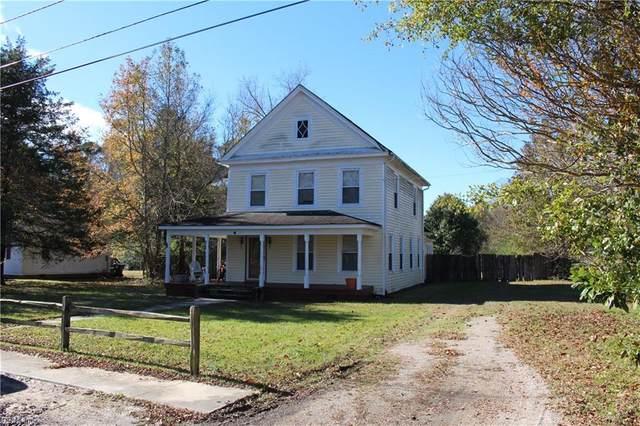 8476 Rawls Dr, Southampton County, VA 23866 (#10384418) :: Atlantic Sotheby's International Realty
