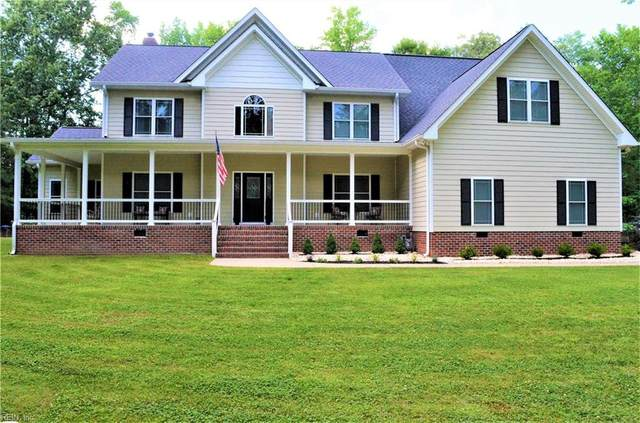 142 Lewis Dr, York County, VA 23696 (#10384434) :: Berkshire Hathaway HomeServices Towne Realty