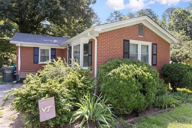 205 Rich Rd, York County, VA 23693 (#10384438) :: Crescas Real Estate