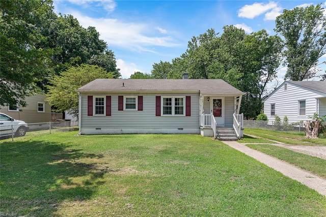 32 Hickory Hill Rd, Hampton, VA 23666 (#10384440) :: Rocket Real Estate