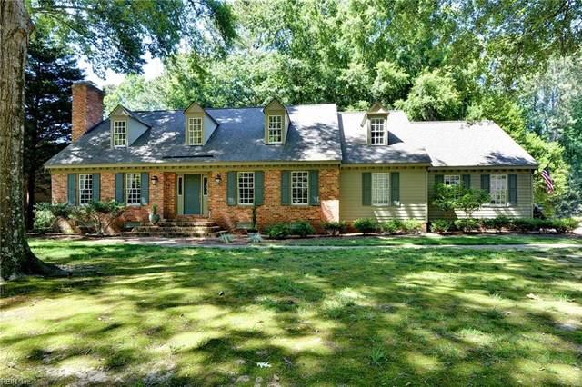 616 Fairfax Way, James City County, VA 23185 (#10384466) :: The Kris Weaver Real Estate Team
