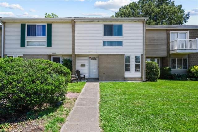 5805 S Cherokee Cluster, Virginia Beach, VA 23462 (#10384475) :: The Kris Weaver Real Estate Team
