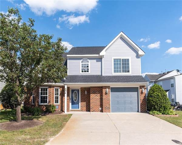 44 Creekside Dr #18, Portsmouth, VA 23703 (#10384507) :: Berkshire Hathaway HomeServices Towne Realty