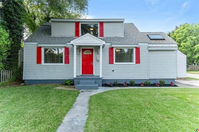 3600 Turnpike Rd, Portsmouth, VA 23707 (#10384515) :: Rocket Real Estate