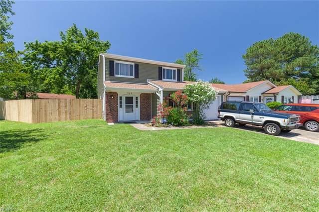 909 Craig Ct, Virginia Beach, VA 23452 (#10384521) :: The Kris Weaver Real Estate Team
