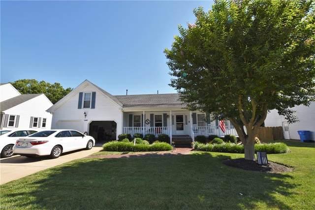 1440 Hunningdon Woods Blvd, Chesapeake, VA 23320 (#10384525) :: Berkshire Hathaway HomeServices Towne Realty