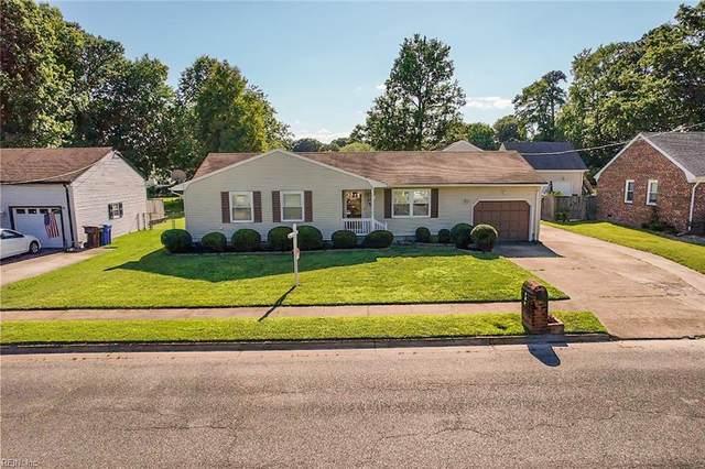 620 Baywood Trl, Chesapeake, VA 23323 (#10384540) :: Atkinson Realty
