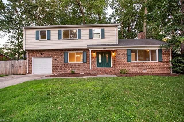 302 Beauregard Hts, Hampton, VA 23669 (#10384546) :: The Kris Weaver Real Estate Team