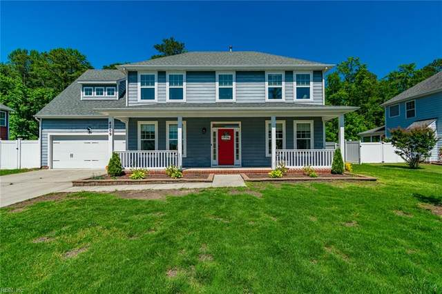 4709 Lake Shore Dr, Chesapeake, VA 23321 (#10384552) :: The Kris Weaver Real Estate Team