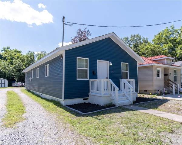125 N 8th St, Suffolk, VA 23434 (#10384580) :: Berkshire Hathaway HomeServices Towne Realty