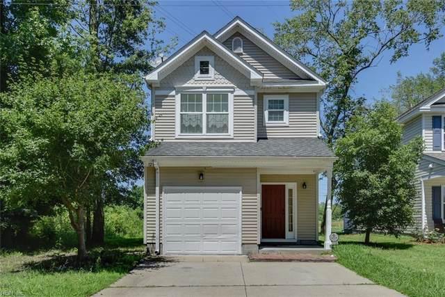 1236 Richwood Ave, Chesapeake, VA 23323 (#10384590) :: Atkinson Realty