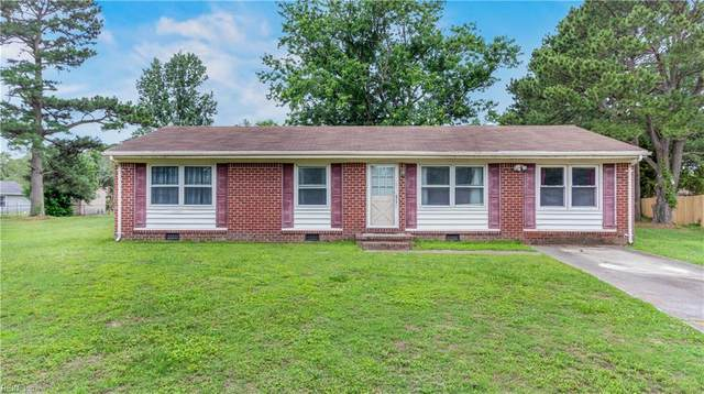 12 Wren Cres, Portsmouth, VA 23703 (#10384598) :: RE/MAX Central Realty