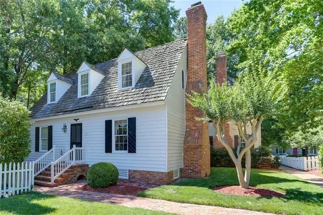 217 John Ratcliffe, James City County, VA 23185 (#10384602) :: The Kris Weaver Real Estate Team