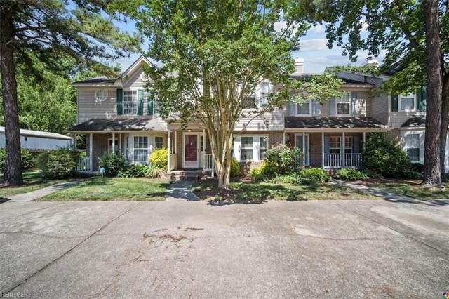 16 Woodall Dr, Hampton, VA 23666 (#10384632) :: The Kris Weaver Real Estate Team