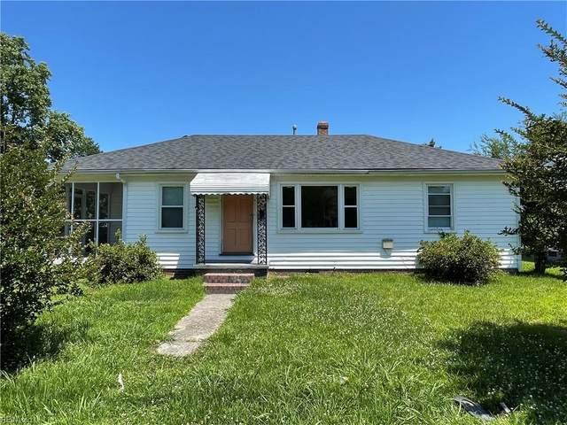 100 Hanbury Ave, Portsmouth, VA 23702 (#10384659) :: Atkinson Realty