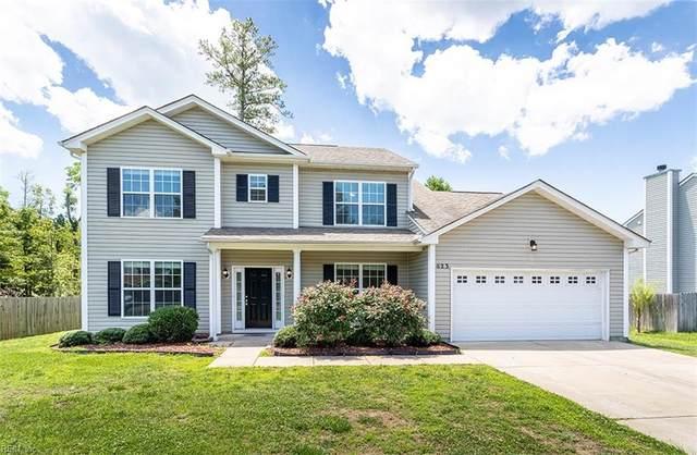 623 Taliaferro Rd, Newport News, VA 23603 (#10384670) :: Atlantic Sotheby's International Realty