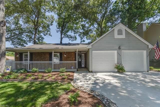 1208 Brookhill Ct, Virginia Beach, VA 23454 (#10384672) :: The Kris Weaver Real Estate Team