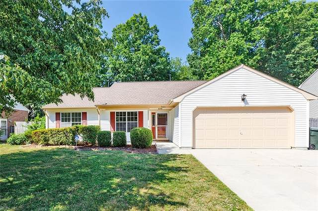 564 Crown Point Dr, Newport News, VA 23602 (#10384685) :: Berkshire Hathaway HomeServices Towne Realty