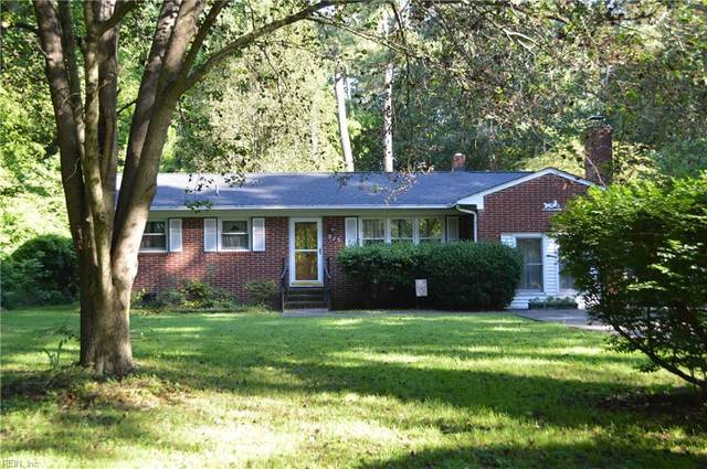 513 Old Lakeside Dr, York County, VA 23692 (#10384689) :: RE/MAX Central Realty