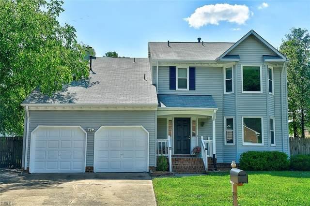 429 Willow Bend Dr, Chesapeake, VA 23323 (#10384690) :: Austin James Realty LLC