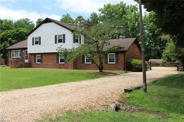 37 Nelson Maine, Isle of Wight County, VA 23314 (#10384695) :: The Bell Tower Real Estate Team