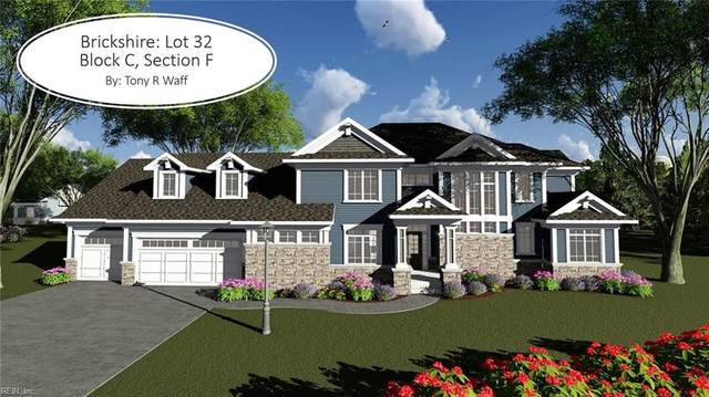 5450 Tyshire Pw, New Kent County, VA 23140 (#10384761) :: Rocket Real Estate