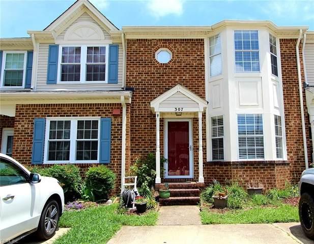 307 Cobb Island Ct, Chesapeake, VA 23322 (#10384762) :: Rocket Real Estate