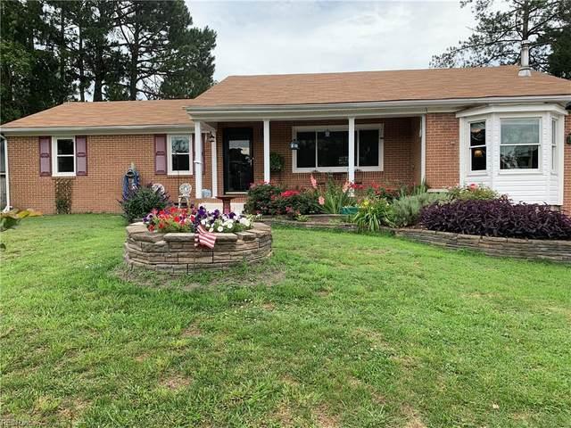 4141 Summerset Dr, Portsmouth, VA 23703 (#10384772) :: Crescas Real Estate