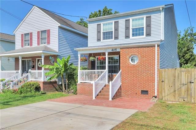 405 N Second St, Hampton, VA 23664 (#10384789) :: Rocket Real Estate