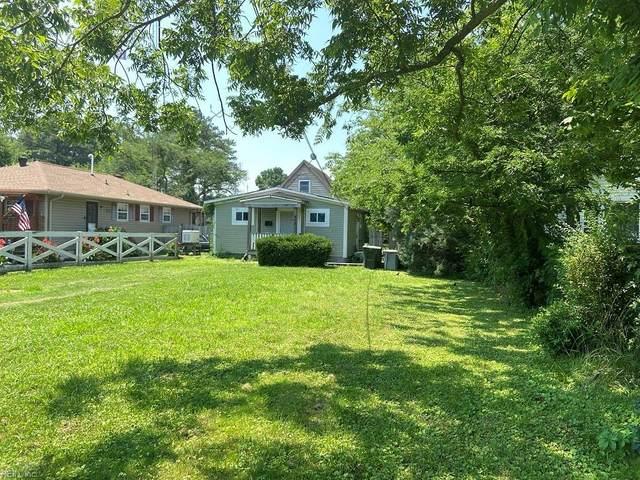 403 Tappan Ave, Hampton, VA 23664 (#10384793) :: Rocket Real Estate