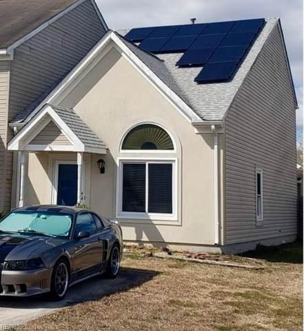882 Old Clubhouse Rd, Virginia Beach, VA 23452 (#10384812) :: Atkinson Realty