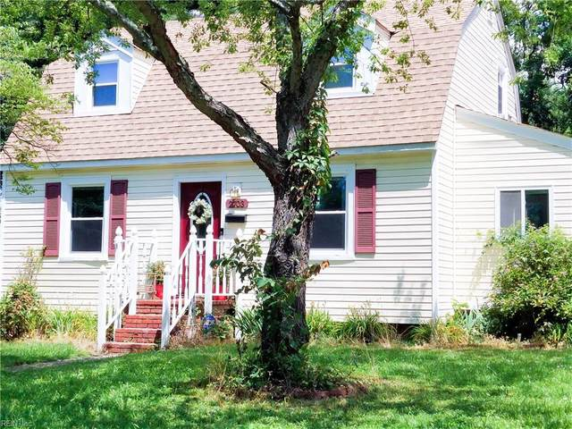 2703 Verell St, Hampton, VA 23661 (#10384825) :: Rocket Real Estate