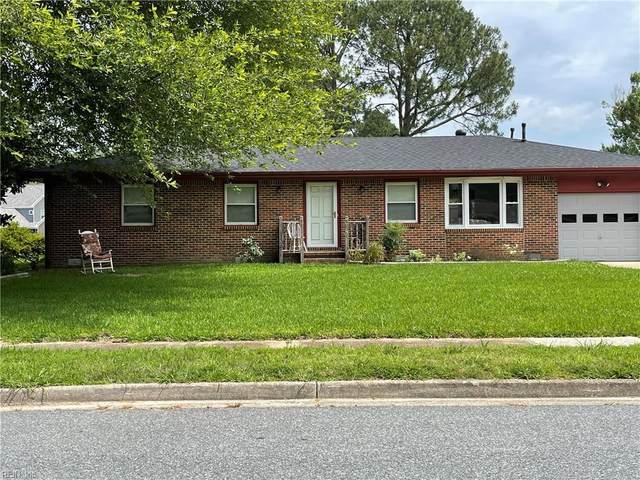 4620 Jaye Circle Cir, Chesapeake, VA 23321 (#10384853) :: Seaside Realty